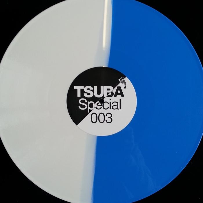 PARKER, Spencer/DETROIT SWINDLE - Tsuba Special 003