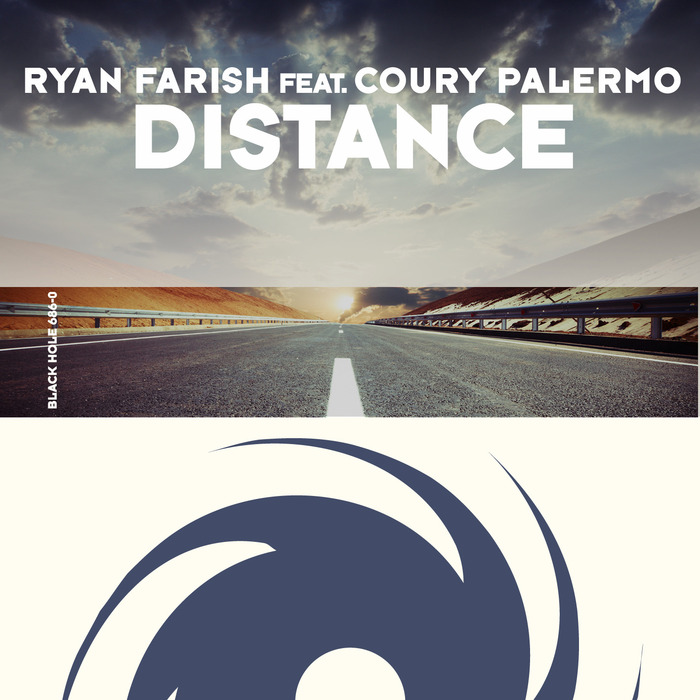 FARISH, Ryan feat COURY PALERMO - Distance