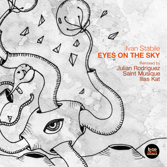 STABILE, Ivan - Eyes On The Sky