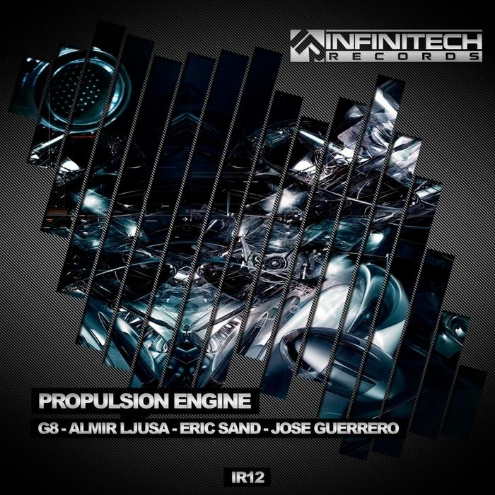 G8/ALMIR LJUSA/ERIC SAND/JOSE GUERRERO - Propulsion Engine