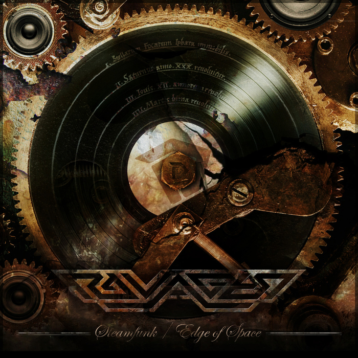 RAVAGER - Steamfunk/Edge Of Space