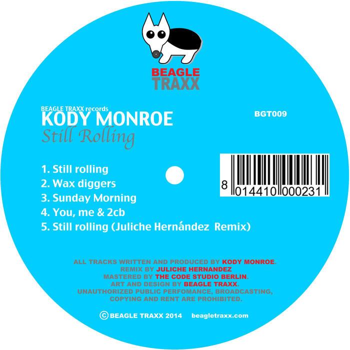 MONROE, Kody - Still Rolling