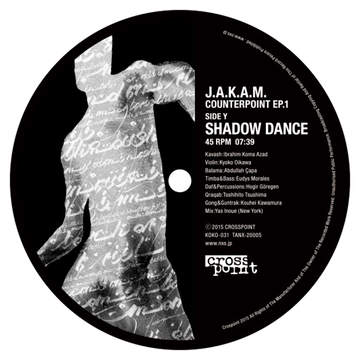 JAKAM - Counterpoint EP 1