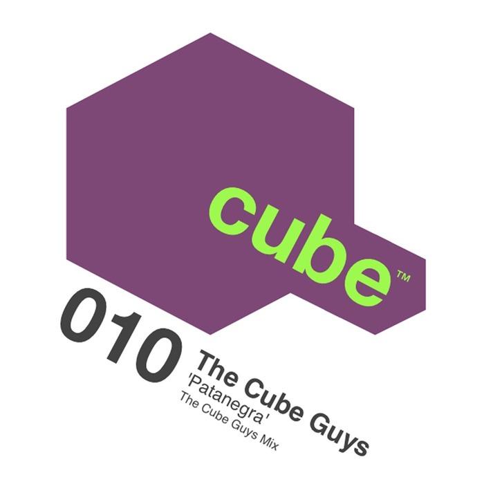 CUBE GUYS, The - Patanegra