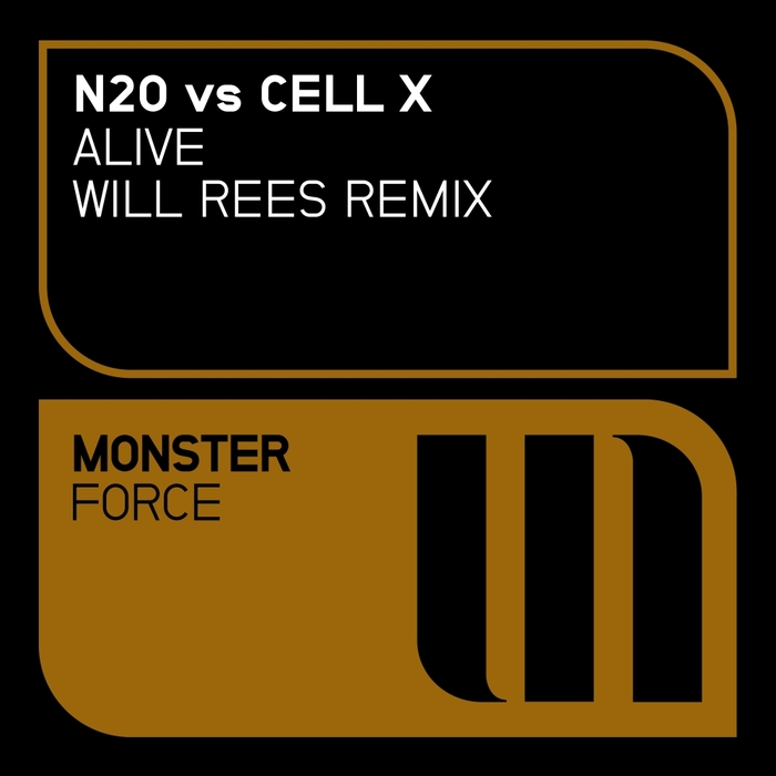 N2O vs CELL X - Alive (remixed)