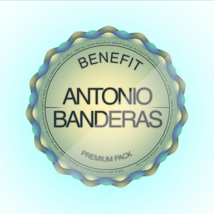 BANDERAS, Antonio - Benefit Premium Pack