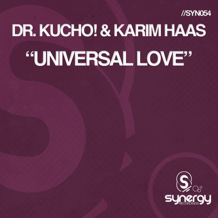 DR KUCHO/KARIM HAAS - Universal Love