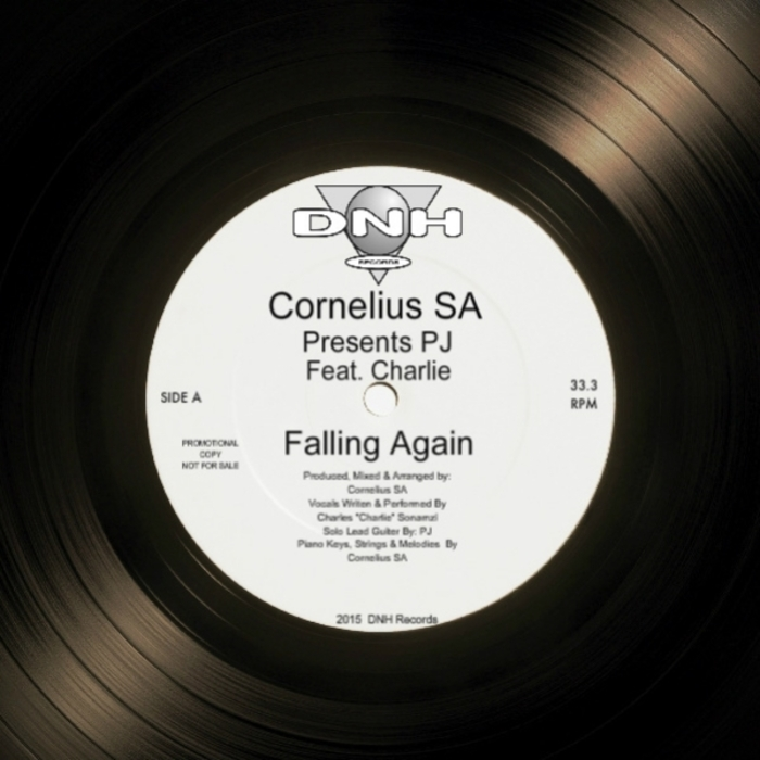 CORNELIUS SA presents PJ feat CHARLIE - Falling Again