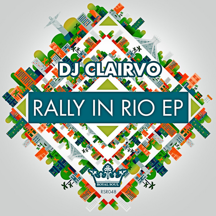 DJ CLAIRVO - Rally In Rio