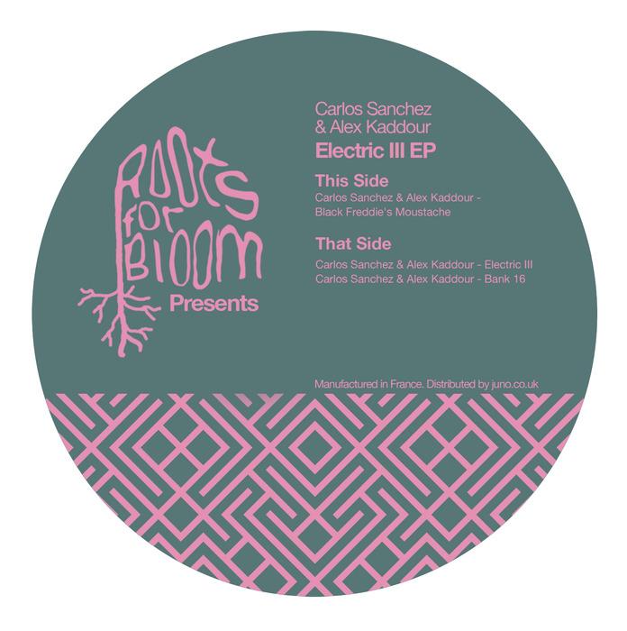 SANCHEZ, Carlos/ALEX KADDOUR - The Electric III EP