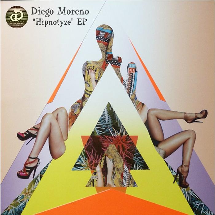 MORENO, Diego - Hypnotize EP