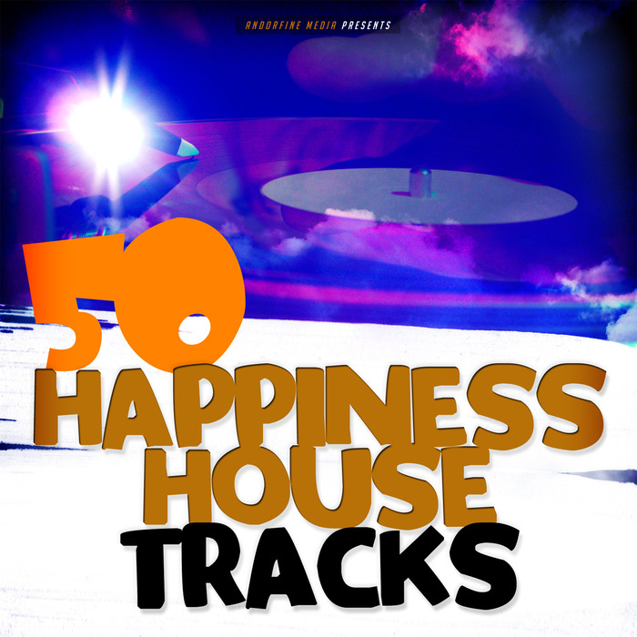 VARIOUS - 50 Happiness House Tracks