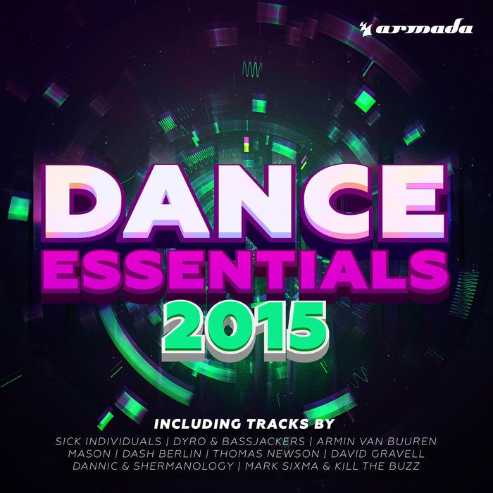 VARIOUS - Dance Essentials 2015 - Armada Music