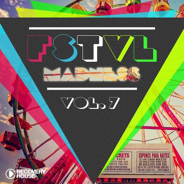 VARIOUS - FSTVL Madness Vol 7