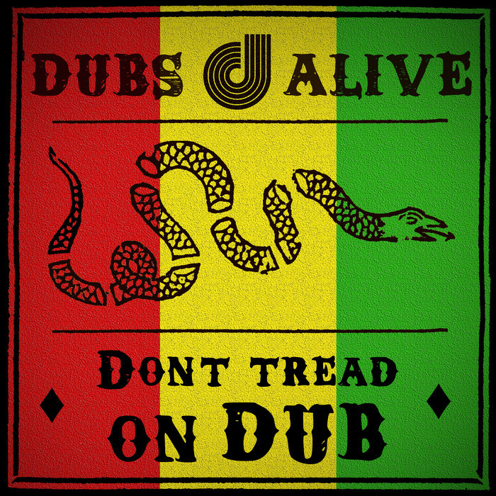 VARIOUS - Dont Tread On Dub