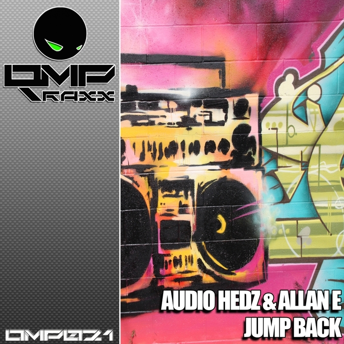 AUDIO HEDZ/ALLAN E - Jump Back