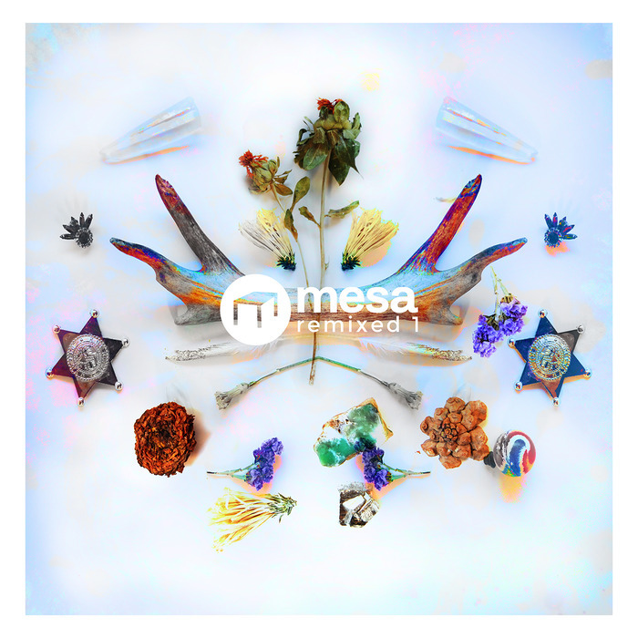 D NUMBERS/VARIOUS - Mesa Remixed 1 (unmixed tracks)