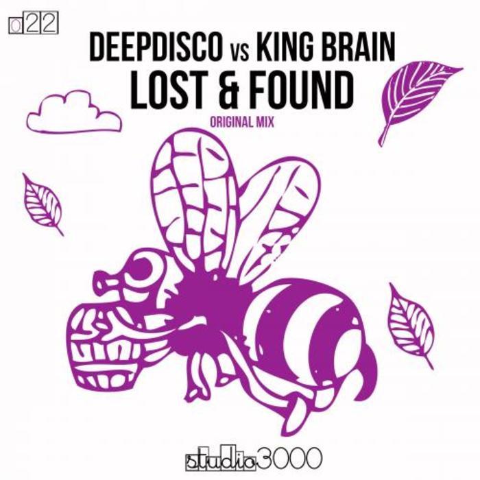 DEEPDISCO/KING BRAIN - Lost & Found