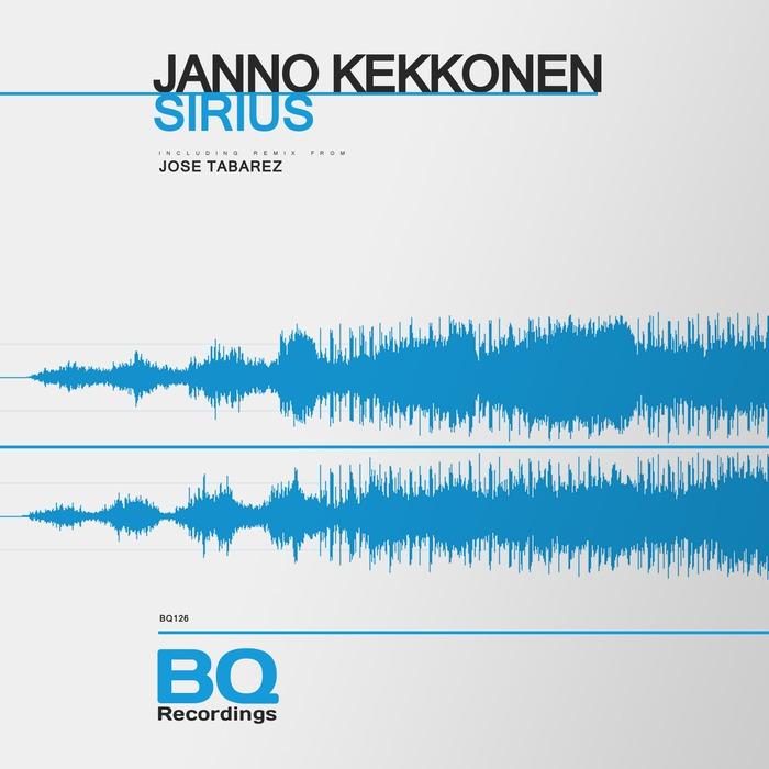 JANNO KEKKONEN - Sirius