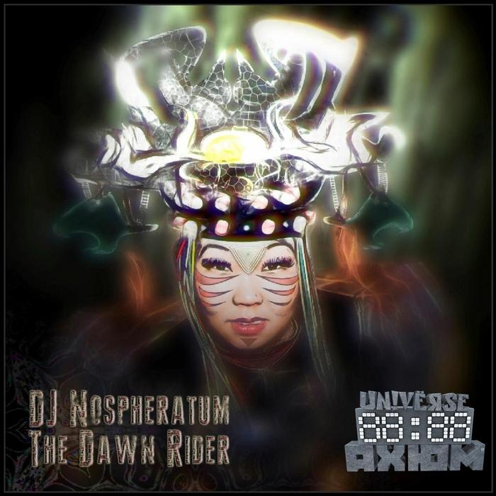 DJ NOSPHERATUM - The Dawn Rider