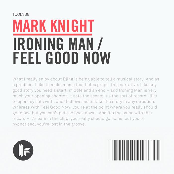 KNIGHT, Mark - Ironing Man