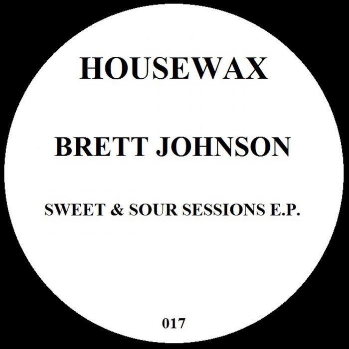 JOHNSON, Brett - Sweet & Sour Sessions EP