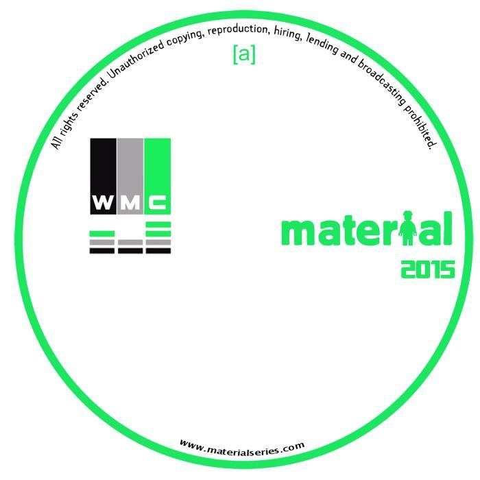 ALBA, Cera/ALVARO SMART/OXIA/JUNIOR GEE/DEFINITION/DRUNKY DANIELS/NIKKY - Material WMC Sampler 2015