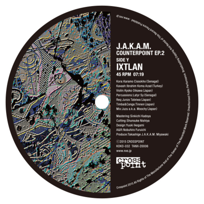 JAKAM - COUNTERPOINT EP 2