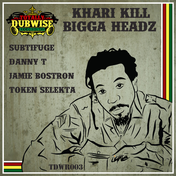 SUBTIFUGE feat KHARI KILL - Bigga Headz EP