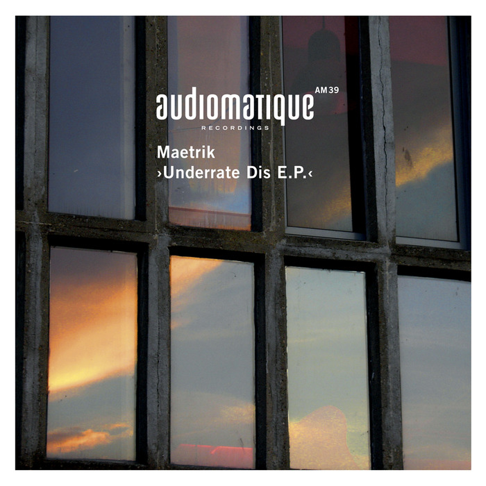 MAETRIK - Underrate Dis - EP
