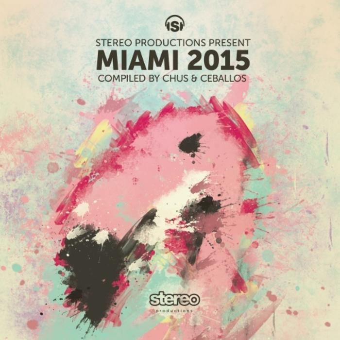 PATRICK M/VARIOUS - Miami 2015 (unmixed tracks)