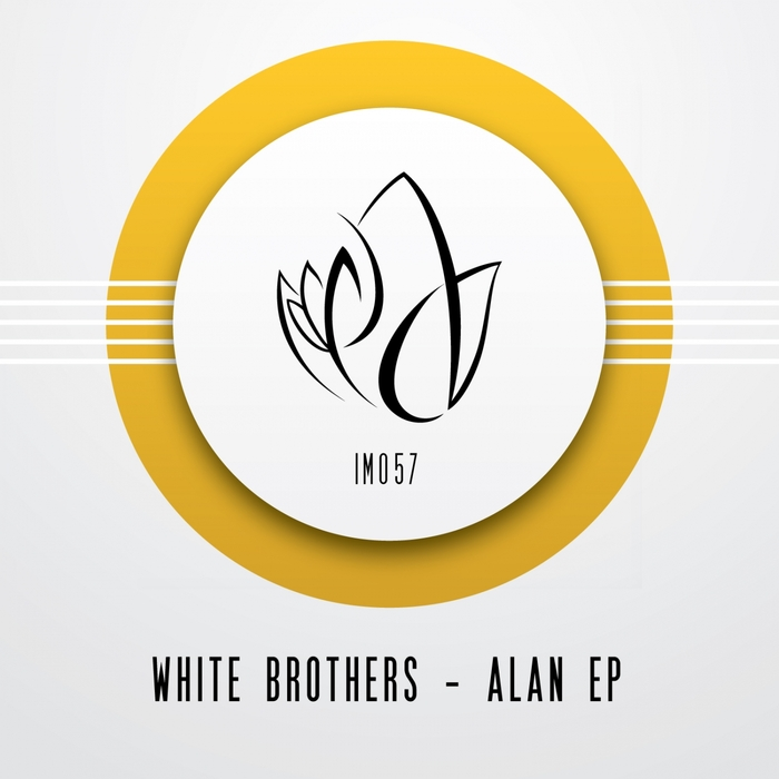 WHITE BROTHERS - Alan - EP