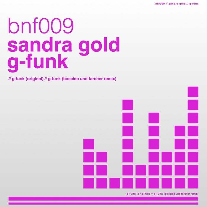 GOLD, Sandra - G Funk