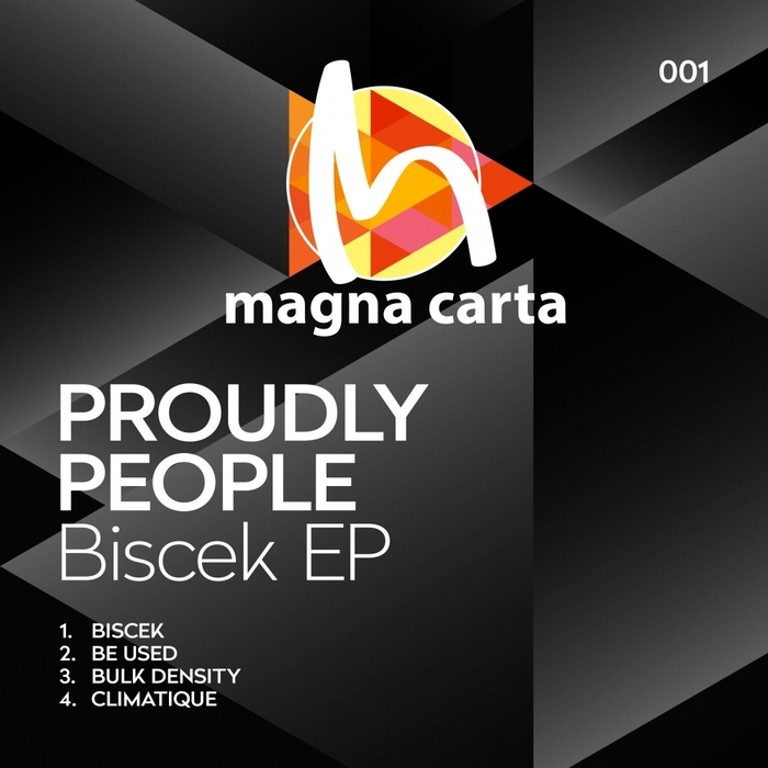 PROUDLY PEOPLE - Biscek EP