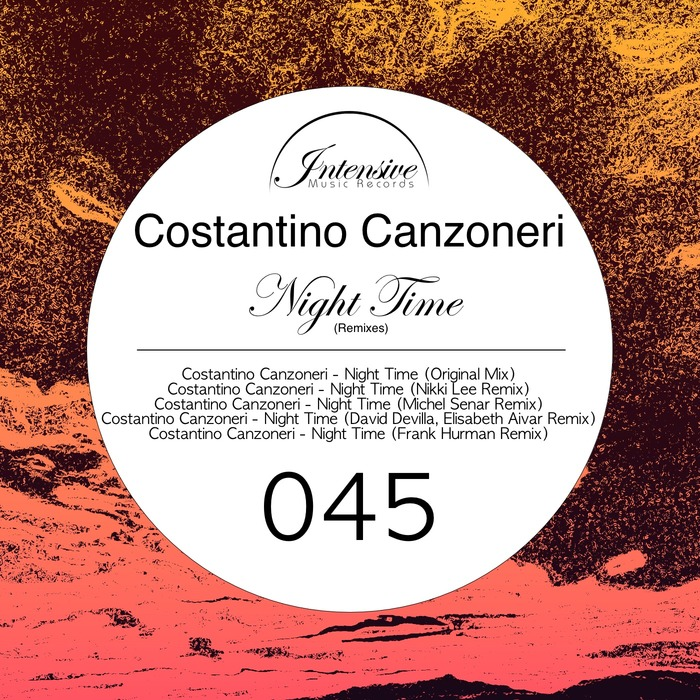 CANZONERI, Costantino - Night Time (remixes)