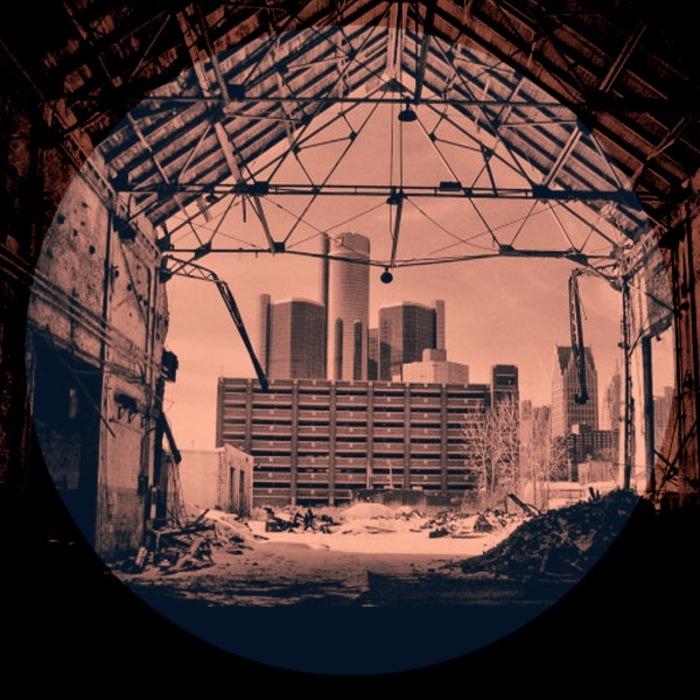 RHYTHM PLATE/KRUSE & NUERNBERG/HOWARD SESSIONS - Deeper Detroit 5