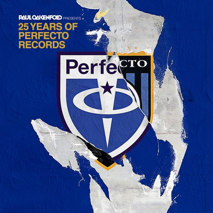 PAUL OAKENFOLD - 25 Years Of Perfecto Records (Mixed By Paul Oakenfold)