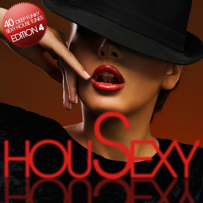 VARIOUS - HouSexy 40 Deep Funky Sexy House Tunes Edition 4