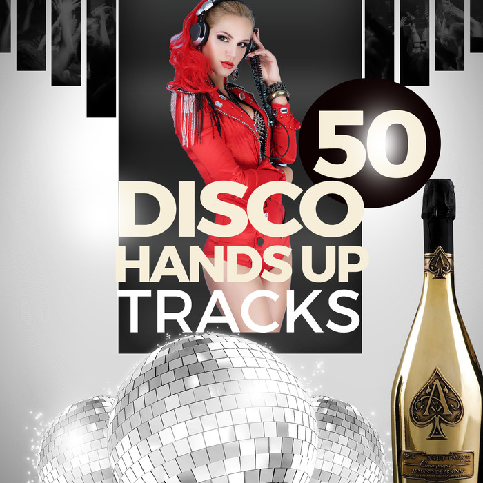 VARIOUS - 50 Disco Hands Up Tracks