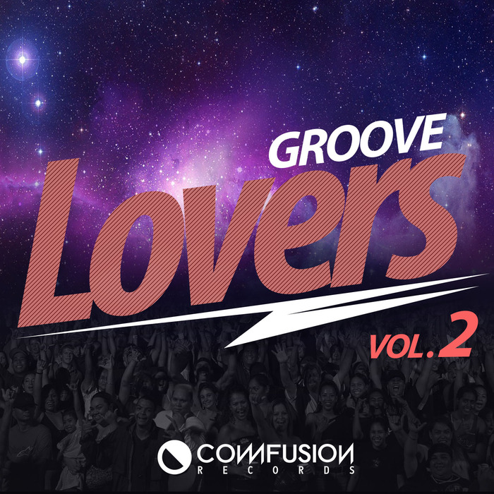 VARIOUS - Groove Lovers Compilation 2015