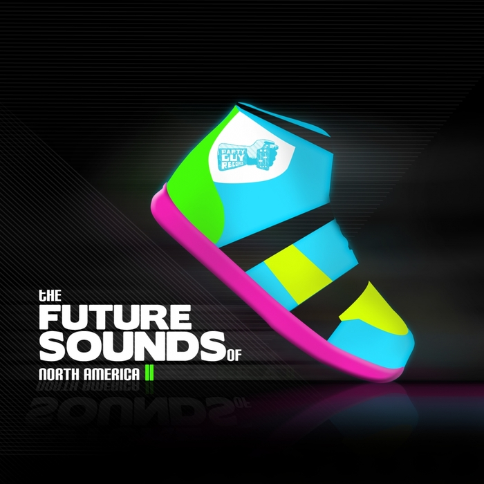 VARIOUS - The Future Sounds Of North America Volume II