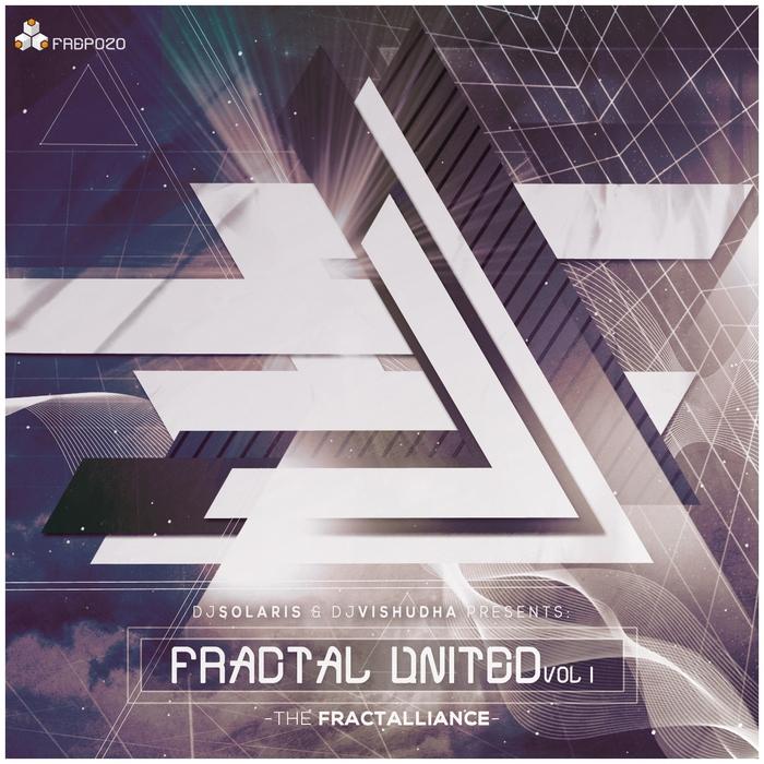 VARIOUS - Fractal United Vol 1