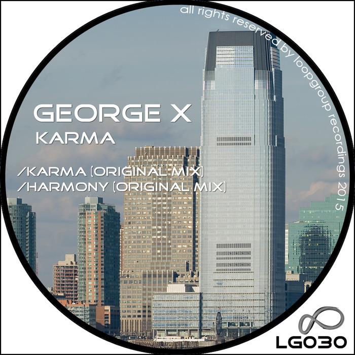 GEORGE X - Karma