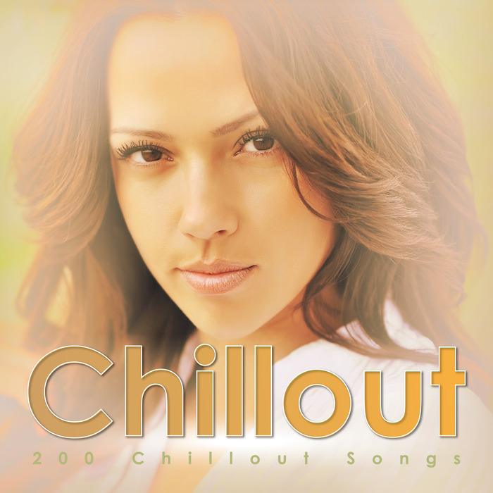 VARIOUS - 200 Chillout Songs