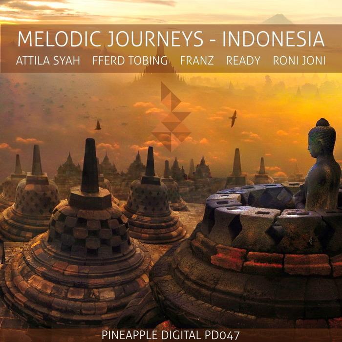 SYAH, Attila/FFERD TOBING/FRANZ/READY/RONI JONI - Melodic Journeys (Indonesia)