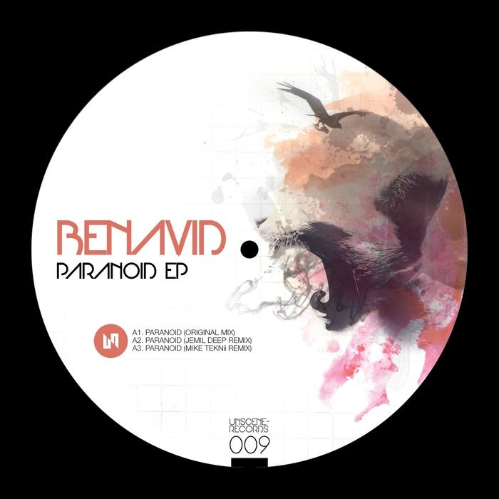 BENAVID - Paranoid EP