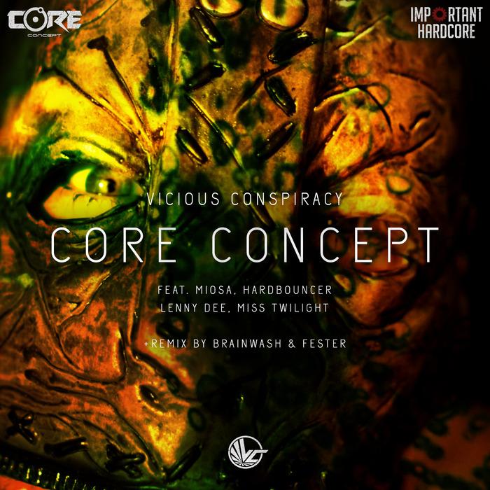 VICIOUS CONSPIRACY - Core Concept