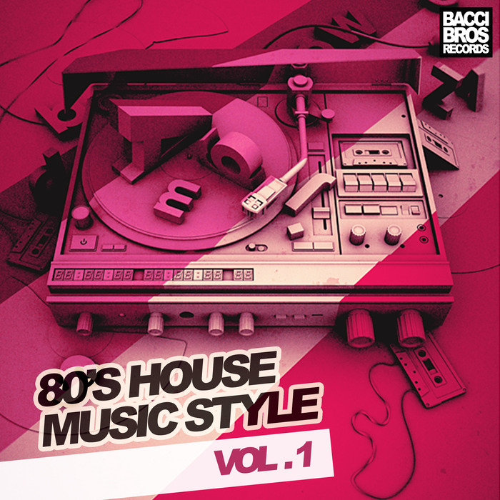 VARIOUS - 80's House Music Style