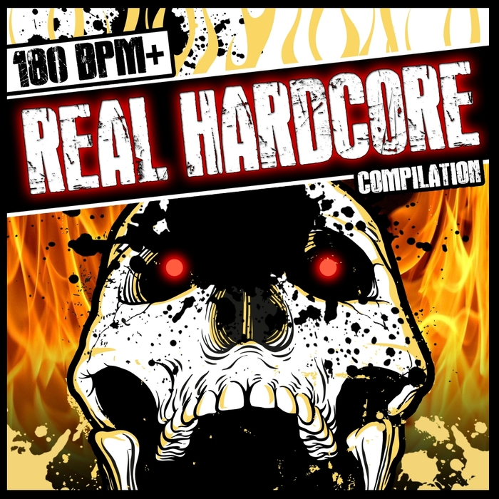 VARIOUS - Real Hardcore 180 BPM