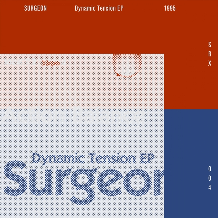 SURGEON - Dynamic Tension EP (2014 Remaster)